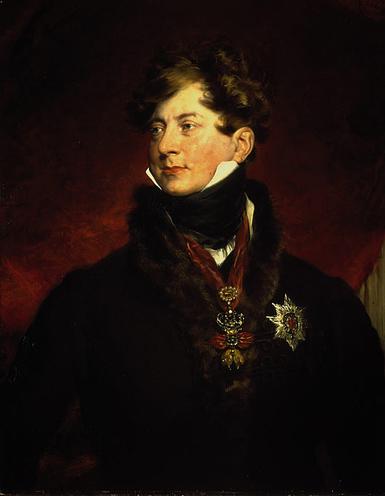 Prince regent quotes